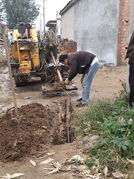 城市非开挖施工