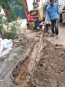 非开挖管线施工