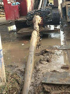 非开挖钻机施工技术分类